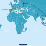 around the world in 30 days